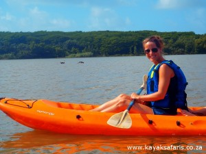 kayak south africa, Sonja Zukonsiki